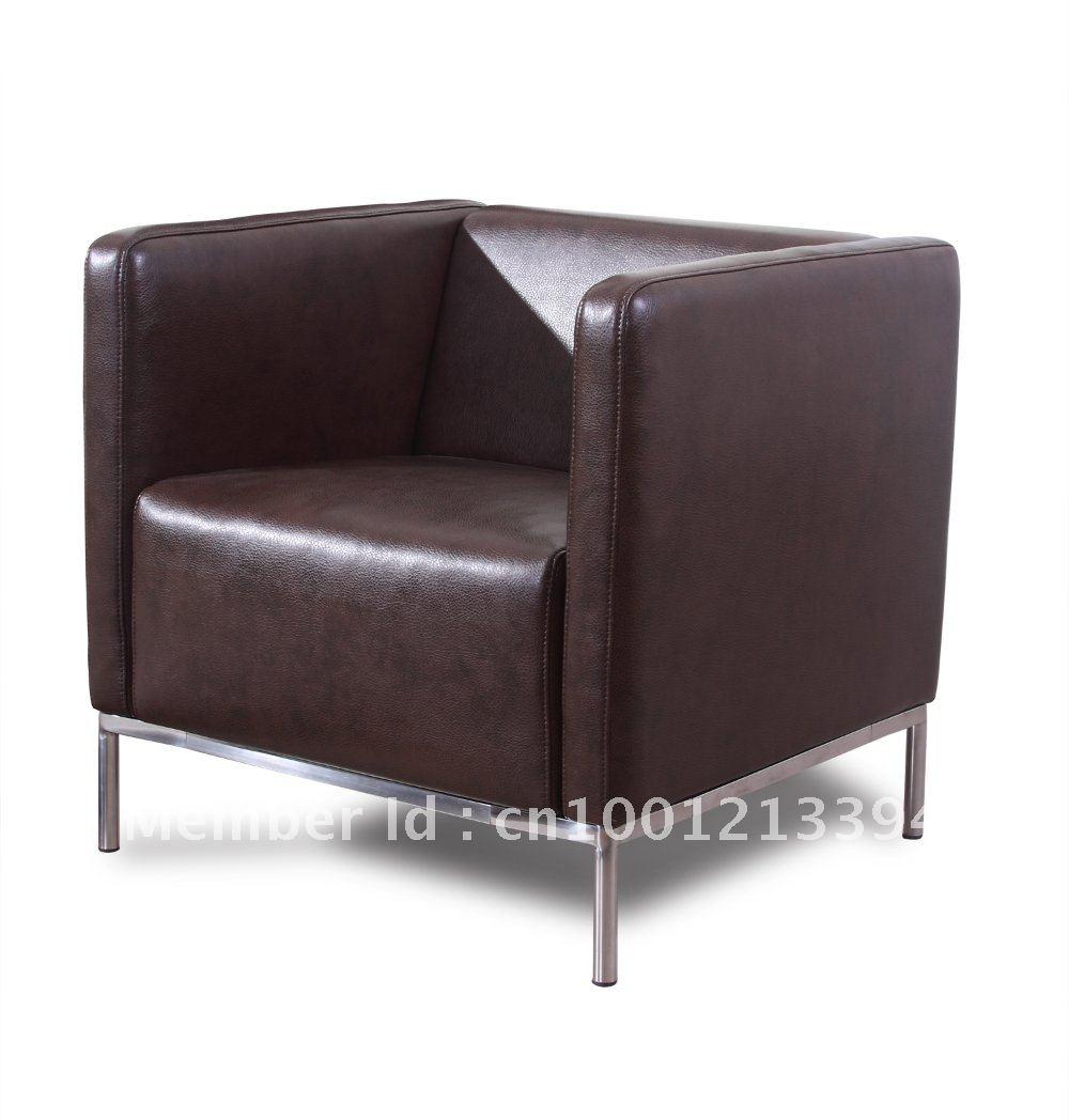 Modern Furniture Living Room Fabric Bond Leather Sofa