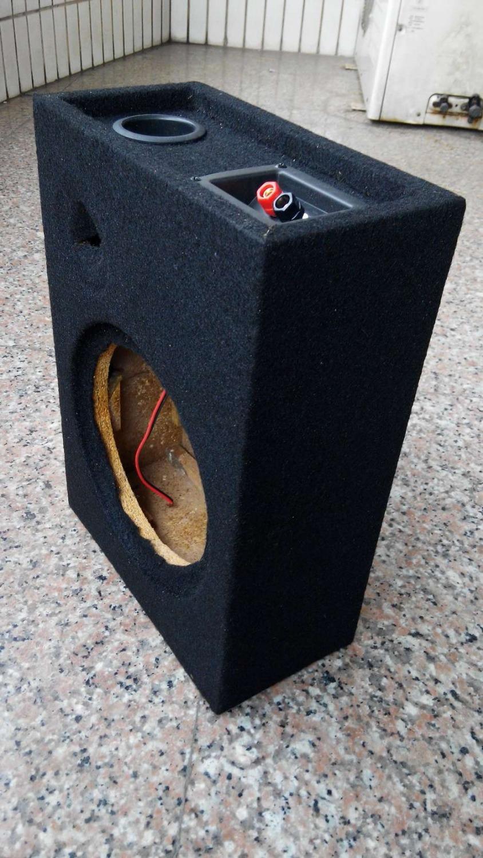 6 inch car subwoofer car audio car stereo speakers slim. Black Bedroom Furniture Sets. Home Design Ideas