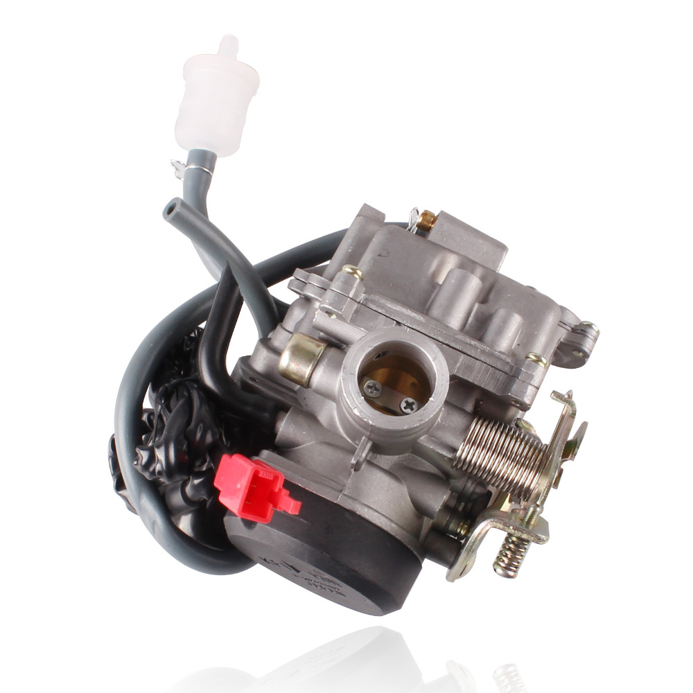 New Styling 19mm Scooter Carb 4 stroke font b GY6 b font Carburetor PD Zinc Alloy