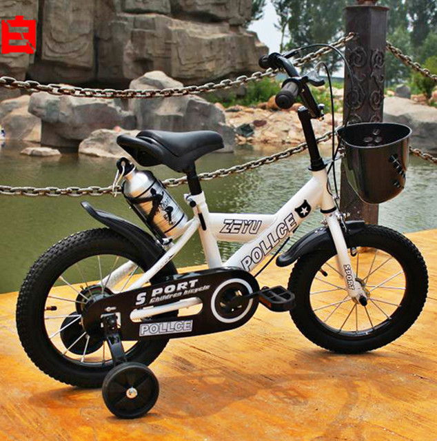 child bike Suitable 5 9 year old boys girls 16 inch ...