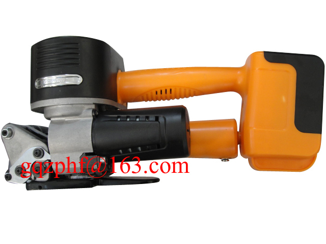 DD19-3 strapping handle style packing tool equipment heat plug no rechargeable battery need,carton banding machinery
