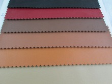 SALE! Litchi style faux leather fabric PVC synthetic leather textile fabric for bag Suitcase leather 6 color(China (Mainland))