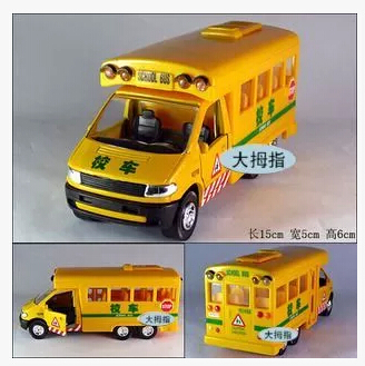 The Classical School Shuttle Bus Brinquedos Kids Toy Cars Toys For Children'S Toys Alloy Car Models Automotivo Toys For Kids(China (Mainland))