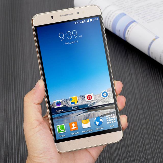 XGODY Y20 3 Г Смартфон 6 дюймов MTK6580 Quad 1 ГБ RAM 8 ГБ ROM 5.0MP Android 5.1 Мобильные Сотовые Телефоны Dual SIM с БЕСПЛАТНЫМ 8 ГБ TF карты