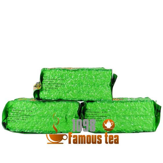 2013 Organic 1000g Fujian TieGuanYin Vacuum Package Oolong Tea Weight Lose Health Care Green Tea Wholesale Free Shipping(China (Mainland))