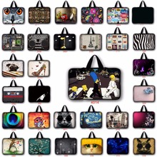 Buy customize shockproof 7 9.7 11.6 12 13.3 14.6 15 15.6 17 17.3 print Laptop pouch bag Sleeve notebook case Cover briefcase LB-4014 for $5.54 in AliExpress store
