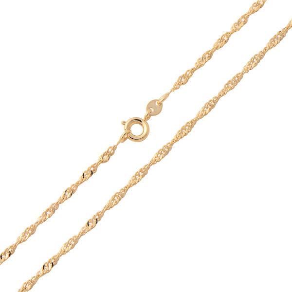 золотая цепочка женская якорное плетение купить