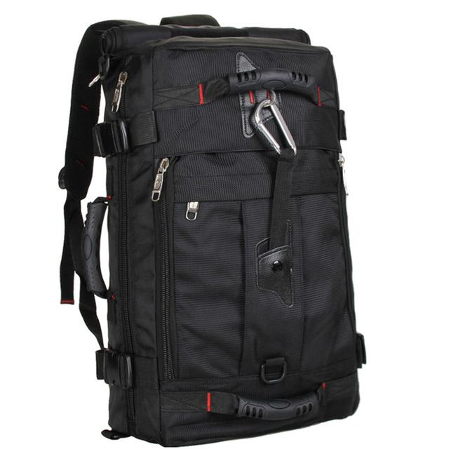 Рекламные мужская сумки с большим объемом спортивная сумка мужская рюкзаки дважды ...