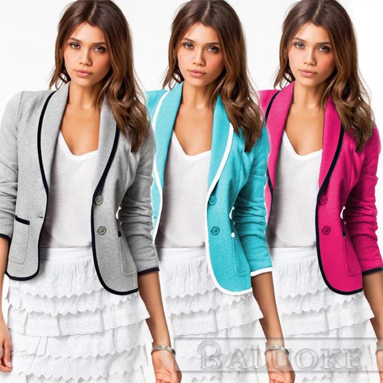 Modelos de chaquetas americanas