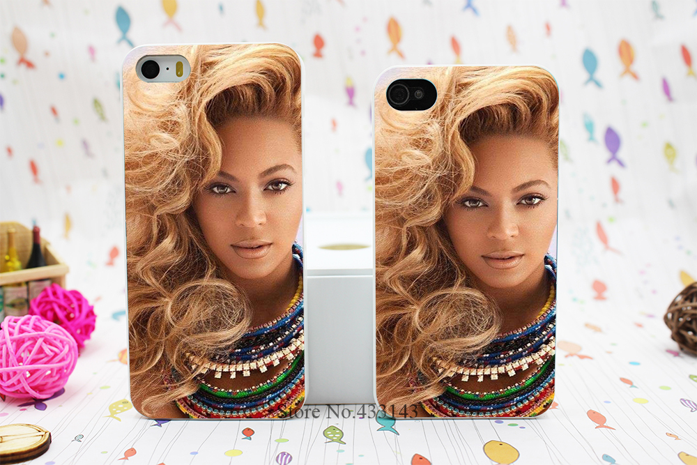 Super star Beyonce Style Hard White Skin Case Cover iPhone 5 5s 5g  -  Shenzhen ZhuoYou Technology Co.,LTD store