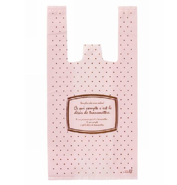 aliexpress com buy 100pcs lot pink letter dotted vest