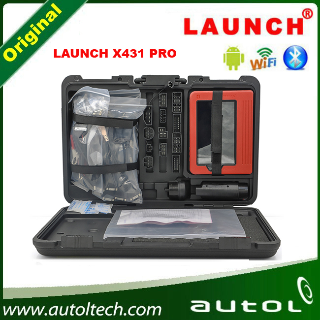 Launch X431 Pro Universal Full System Car Diagnostic Scan Tool Free Online Update X431 Pro With WiFi Printer Replace Diagun 3(China (Mainland))