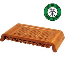 "Hot Sale Kung Fu Tea Set Bamboo Chinese Tea Table Serving Tray 16""*8"" TP060(China (Mainland))"