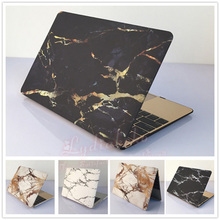 5 Colors Marble Matte Hard Case Cover for Macbook Air Pro 11 12 13 15 Laptop Bag Free Shipping(China (Mainland))