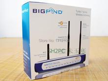 Bigpond 3G9WB HSDPA 3G WWAN Router SimCard Modem External Antenna 7.2Mbps WCDMA WIFI Hotspot 802.11G Strongest Signal UMTS 0.9kg