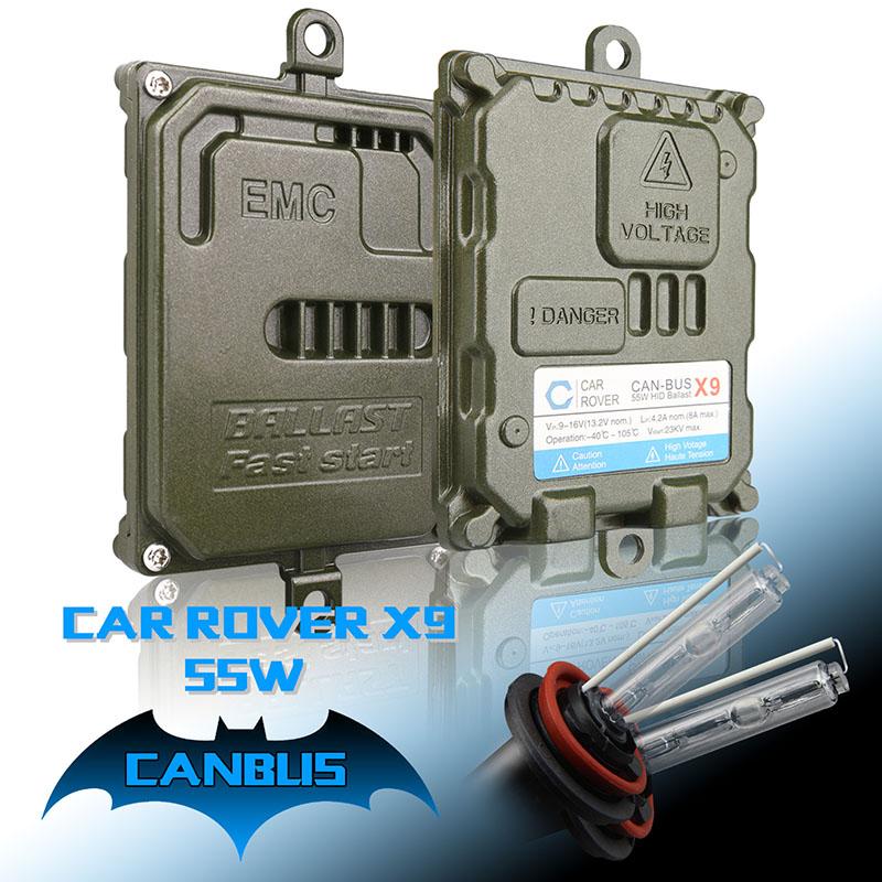 Hot Sale HID Xenon Kit 55W H11 Xenon HID Kit 4300K 5000K 6000K Headlight Bulbs Bixenon H1 H3 H7 H4-2 H4-3 9005 HB3 9006 HB4(China (Mainland))