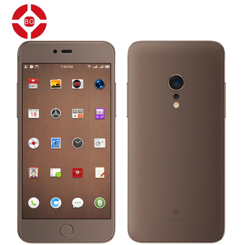 "BG Original Smartisan T3 M1L 4G LTE Mobile Phone Snapdragon 821 Android6.0 5.7"" 2K 2560X1440 6GB RAM 64GB ROM 23.0MP Fingerprint(China (Mainland))"