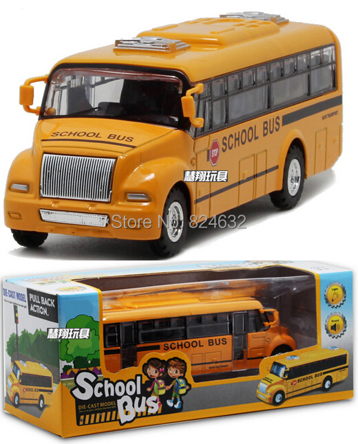 1:32 scale models america school bus diecast cars toys for children kids toys brinquedos meninoss juguetes 1pcs(China (Mainland))