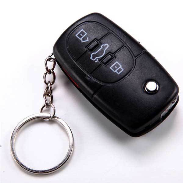 CanoePass Electric Shock Gag Car Key Remote Control Trick Joke Prank Toy(China (Mainland))