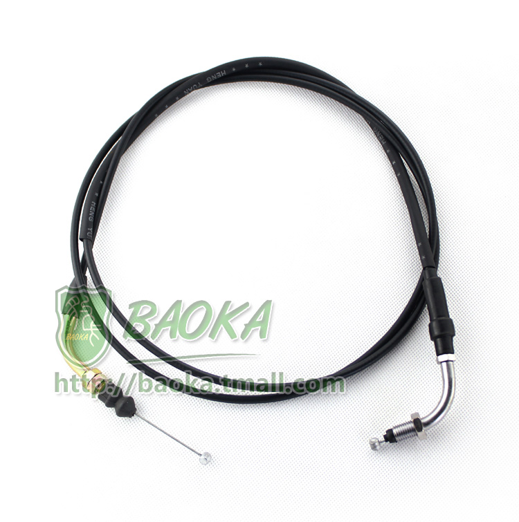 Bikes Gy6 50 80 Small Sand Throttle Cable Absorb Scooter Screw Backguy THROTTLE CABLE, BRAKE LINES