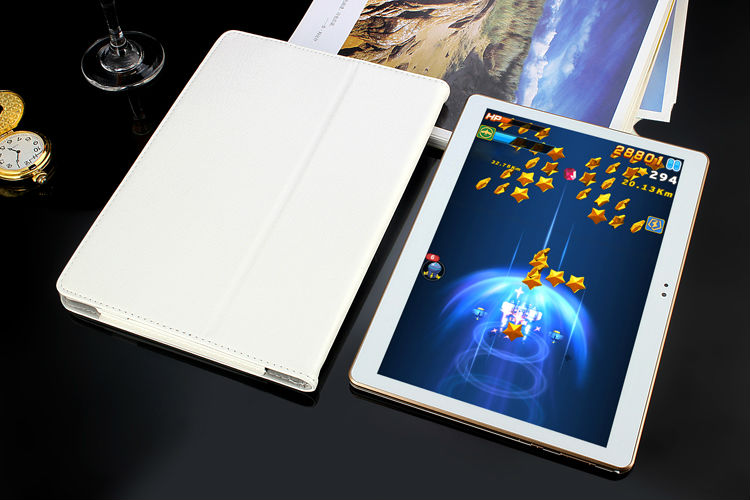 Tablet PC 10 10.1 inch 3g 4g tablet Octa Core 1280 * 800 ips 4g ram rom 128gb android 5.1 gps bluetooth Dual sim card Phone Call