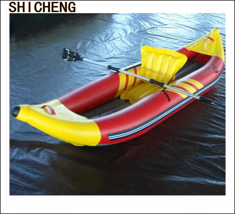2016 new delevoped inflatable kayak for water-skiing(China (Mainland))