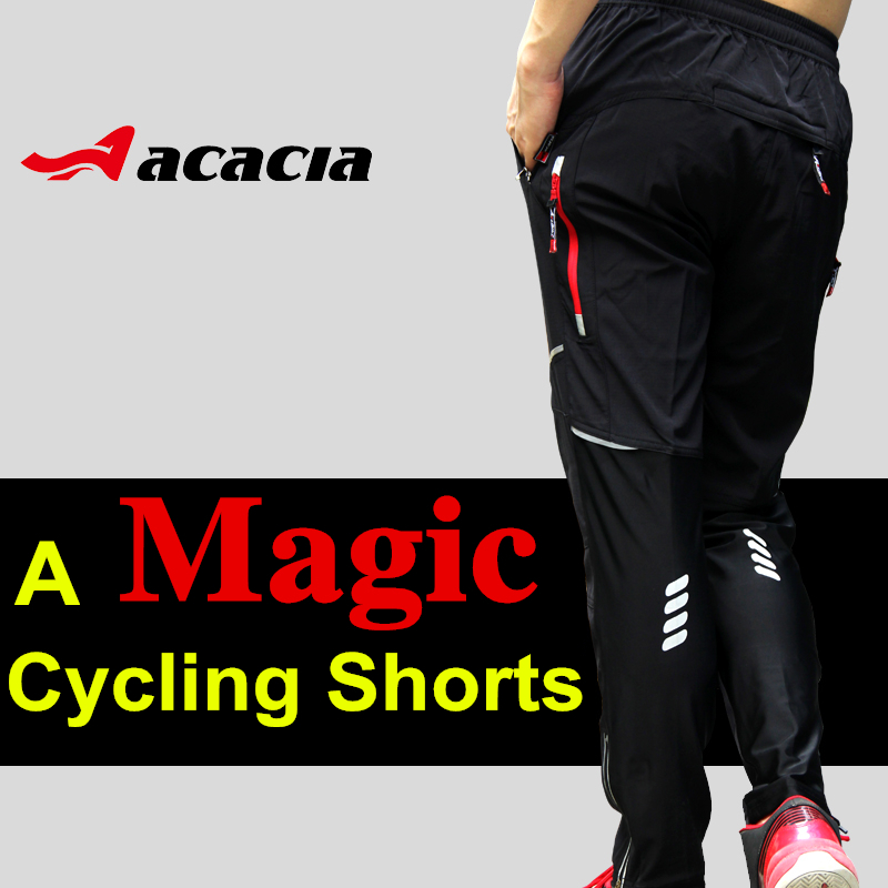 2016 Hot Breathable Cycling Pants Men&Woman Bicycle Running Hiking Fitness Multi-use Outdoor Sports Trousers Clothings - Bdien Bike Store store