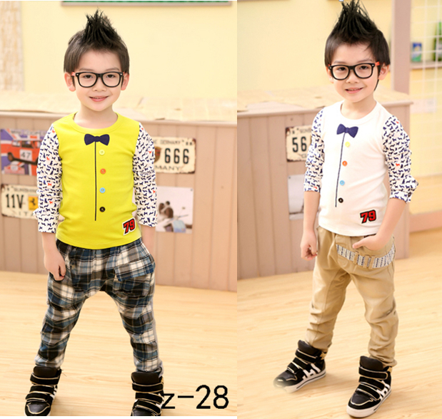 The new G-28 studio photography clothing 6 years old 8 years old boy of 2014 Korean childrens clothing company<br><br>Aliexpress