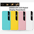 Outdoor Travel External Battery Back Up Charge Solar Power Bank Large Capacity 10800mAH External Battery Universal Charger