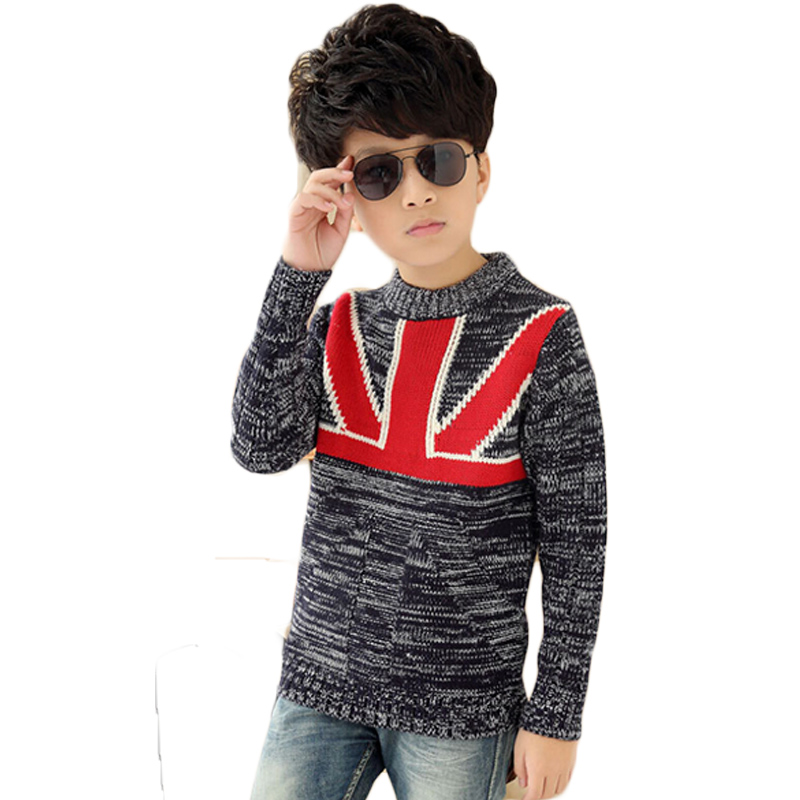 2015 Boys Turtleneck Sweaters Thickening Pullovers Winter Soft Childrens Lina Mina Jersey Knitted Jumper For Kids Sweater EF25 <br><br>Aliexpress