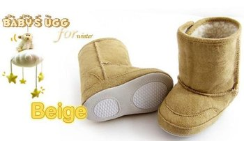 2015 Baby boot Baby Snow Boots  winter/Anti-slip /Toddler&Infant's Shoes/Footwear/Baby pre-walkers,FREE SHIPPING, XTX001