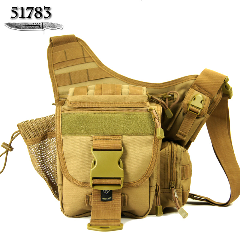 51783 outdoor super bags tactical messenger bag shoulder package army camera - Brand discount store- store
