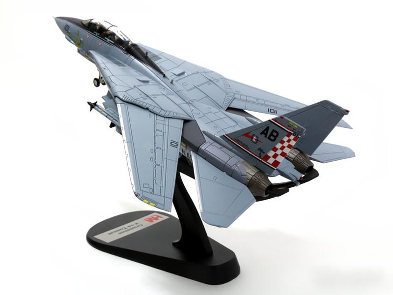 "Hobby Master HA5201 1:72 The United States Navy USS Enterprise VF-211 ""General ""Squadron Static Figure(China (Mainland))"