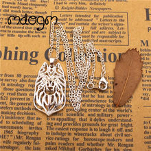 2018 Belgian Tervuren Necklace Dog Animal Pendant Gold Silver Plated Jewelry For Women Male Female Girls Ladies Kids Boys N091(China)