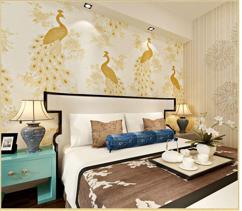High Quality Papel De Parede 3d Room Wallpaper Roll