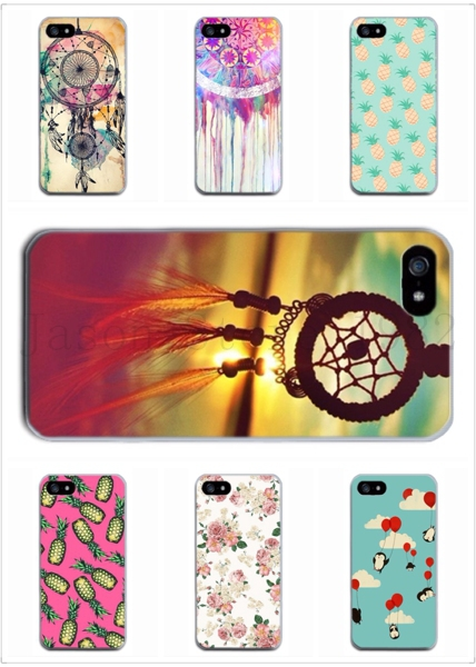 Wholesale Fashion Colorful Style For iPhone4 4s Case Cover Thin Plastic Protector Phone Skin shell for iphone4 4s(China (Mainland))