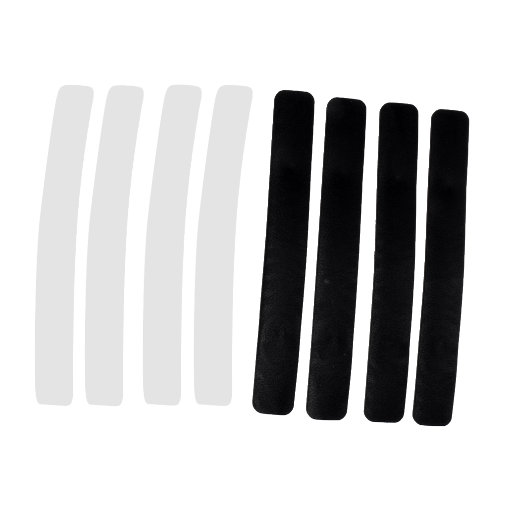 Durable PVC 2 Pair Bumper Strips Protective Kit for Hoverboard 2 Wheel Smart Electric Balance Self Balancing Scooter Protection