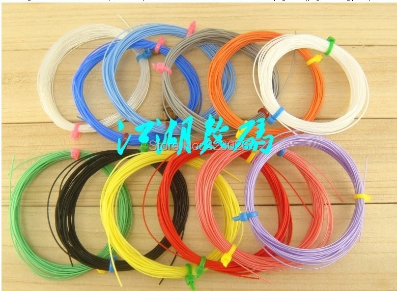Furukawa line diy wire imported Teflon silver wire Earphone upgrade cable Heart of Ocean Goddess Line(China (Mainland))