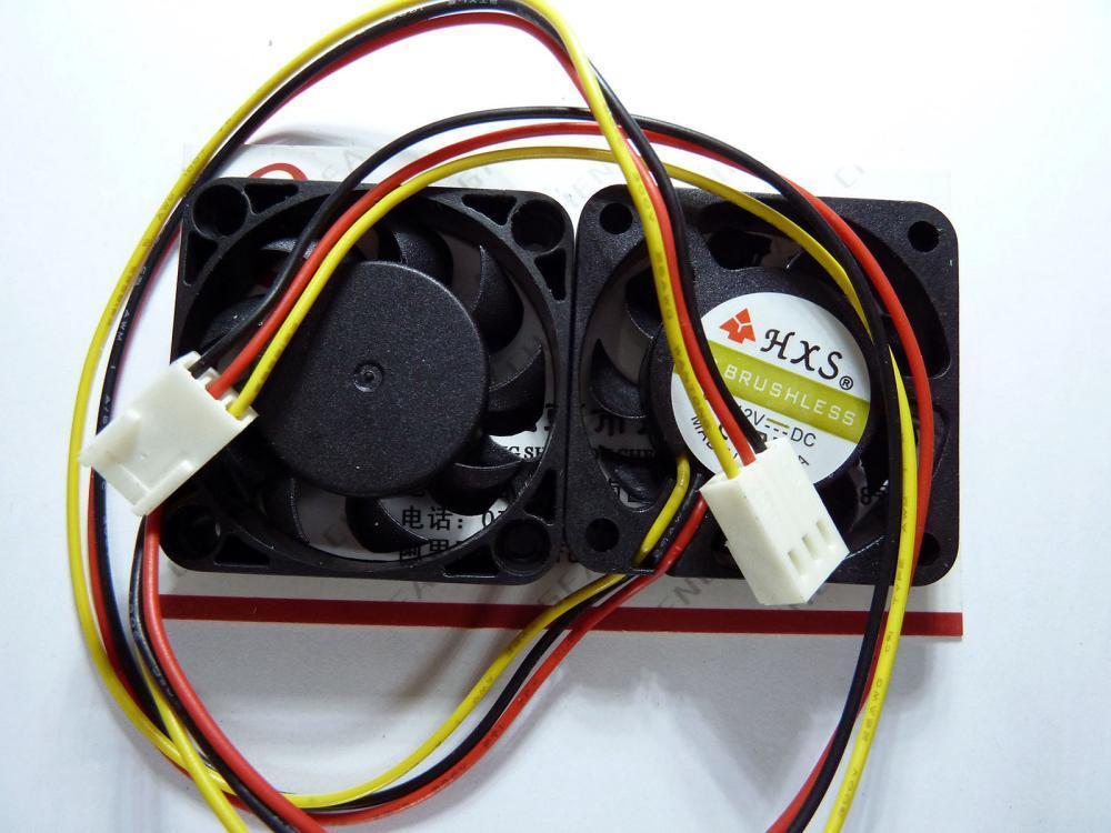 4 * 4 см небольшой вентилятор