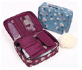 Woman Toiletry Makeup Kit Bag Storage Waterproof Cosmetic Bag ic Wash handBag Korea Multifunctional Organizer travel