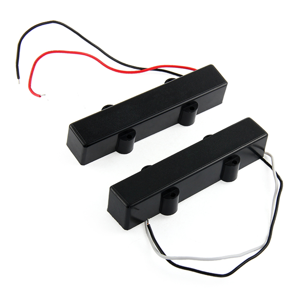 1 Pair 5 String Sealed Electric Bass Guitar Pickups For Jazz JB Bass FE5#(China (Mainland))