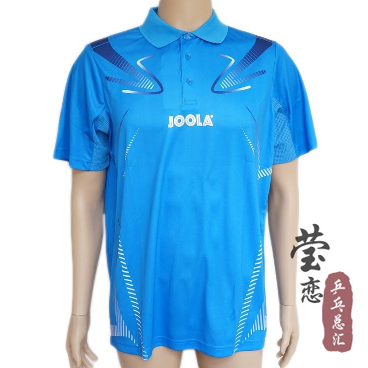 Joola Original Table Tennis Jerseys Shirts Ping Pong Cloth Sportswear Training T-Shirts(Hong Kong)