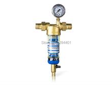 Бытовые кухня очиститель воды предварительно — фильтр обратной 40 — 60 microns для обработки примесей очиститель