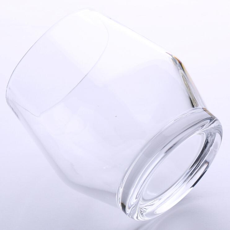 2016 Skull Glass New Tazas Set High Quality Beer Cups Whisky Bottles Mug Drink Goblet 350ml 2 Pcs 50% Big Discounts Wholesale(China (Mainland))