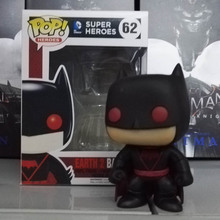 Hot sale Funko POP The Avengers Batman Toy PVC Action Figure Collectible Kids Toys Gifts for Children 8CM Free Shipping