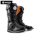 2016 New SCOYCO MBM001 Racing ATV Motorcycle Off road Motocross Boots Botas MX Dirt Bike Sports