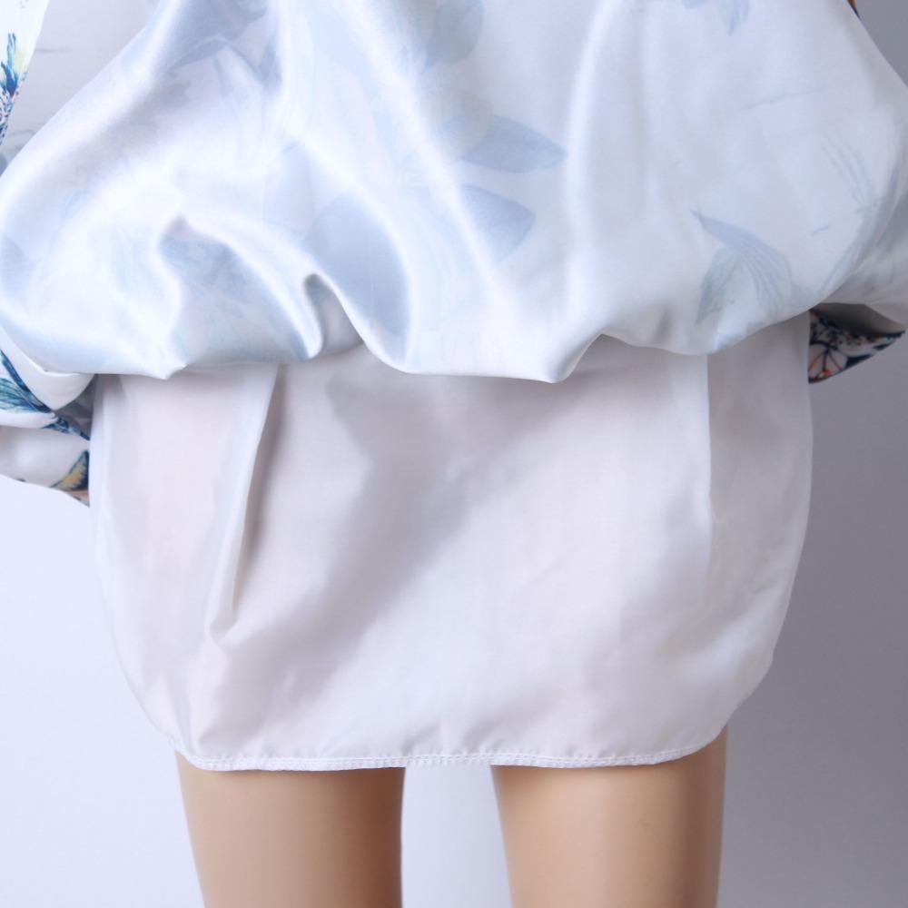 HTB1DVGJQFXXXXX6XpXXq6xXFXXXR - GOKIC 2017 Summer Women Vintage Retro Satin Floral Pleated Skirts Audrey Hepburn Style High Waist A-Line tutu Midi Skirt