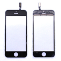 Cheap Black White Touch Screen Digitizer Panel Display Front Glass Lens for iPhone 5S Replacement Repair
