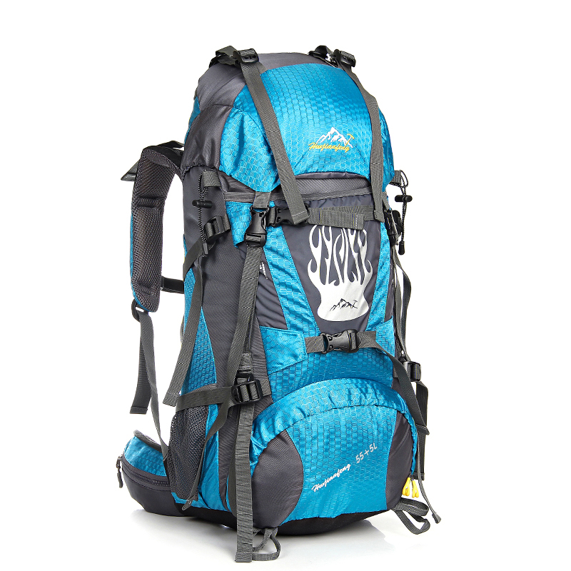 Professional outdoor men and women mountaineering bags 55l60l large capacity tent camping backpack travel backpack hiking ALICE<br><br>Aliexpress