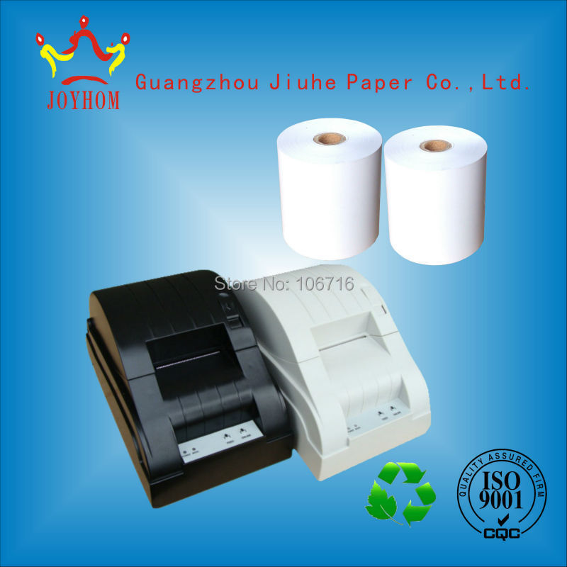 Coloured Rolling Papers Taxi Receipt Roll Paper